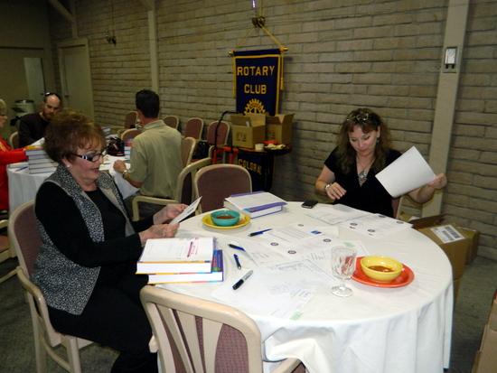 Kathy Buxton and Ann Marie Crampton