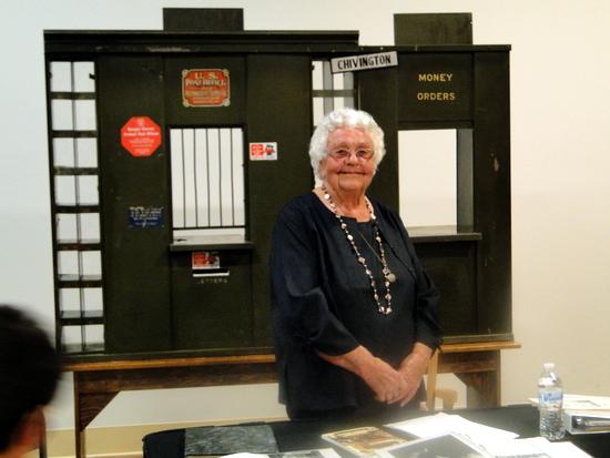 Mary Marble - Chivington Post Office Program