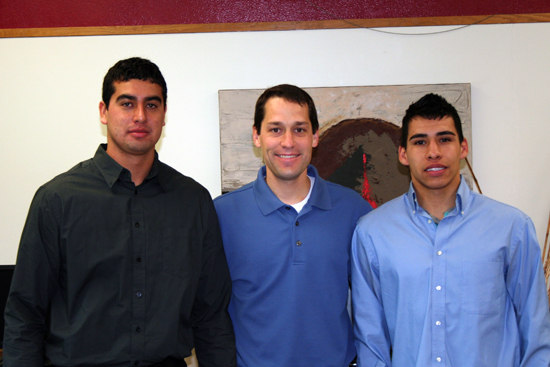 LCC Soccer, Tarango and Martinez