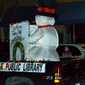 2013 Float in Parade of Lights