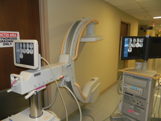 C-Arm Unit Recently Purchased by PMC