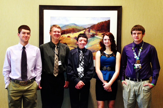 Western National RoundUp Competitors 2014