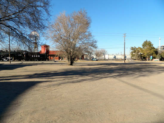 Looking Towards Beech Street from Edge of Proposed Lot