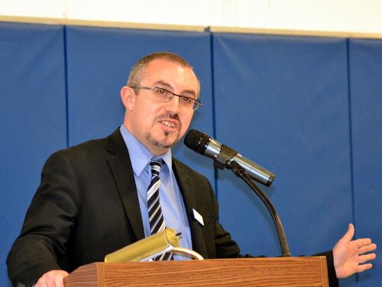 PCDI Ex. Dir, Lance Benninghoff Outlines Plans for 2014