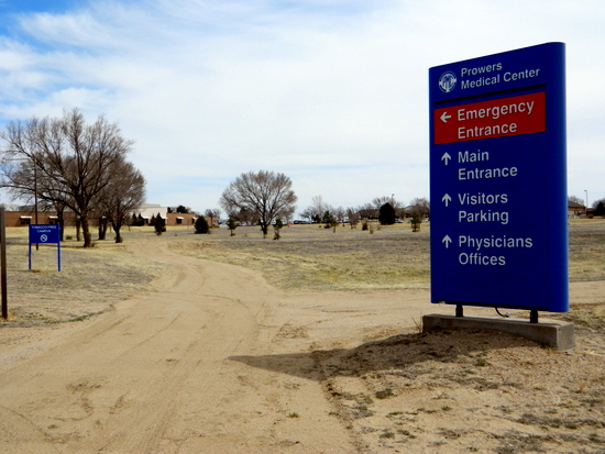 Walking Path Near PMC