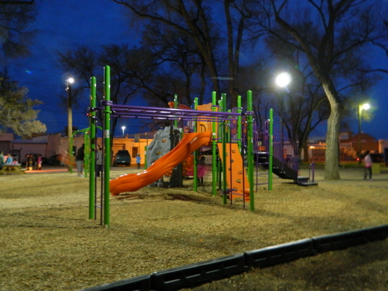 Renovated North Side Park