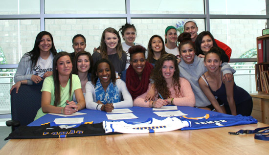 LCC Girls Basketball team 550
