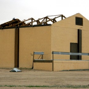 PCDI Board Discusses Business Seminar Series, Wind Damage to Warehouse Roof