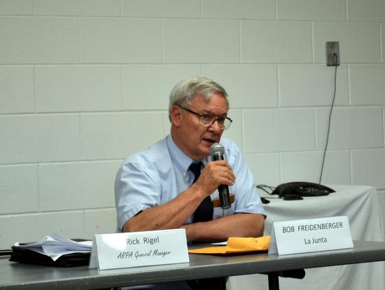 Bob Freidenberger, ARPA President