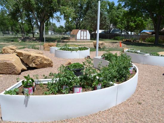 HOPE Center Neighborhood Garden