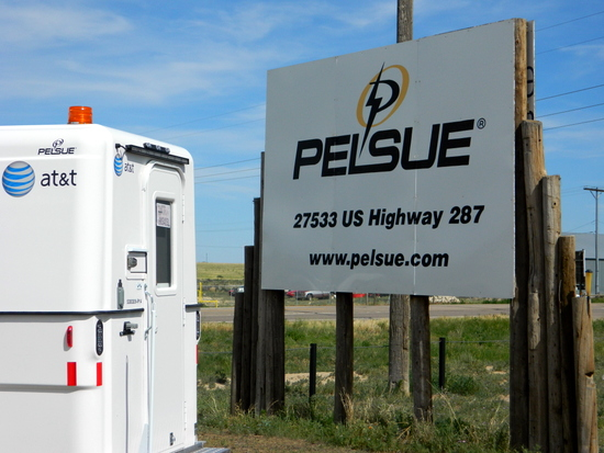 Pelsue Operation, South of Lamar on Hwy 287