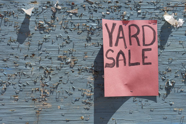 Yard Sale Tips & Tricks 3 - All About Advertising