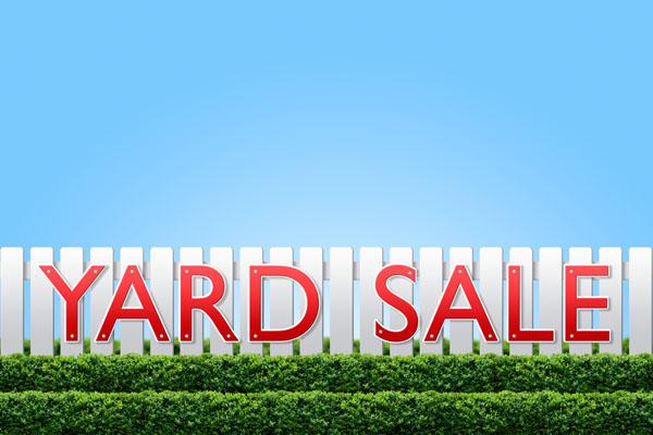 Yard Sale 5
