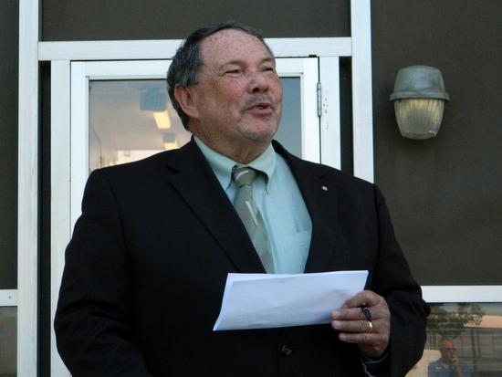 LCC President John Marrin