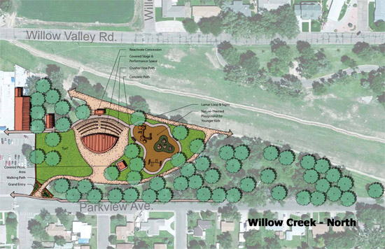 Willow Creek North Proposal