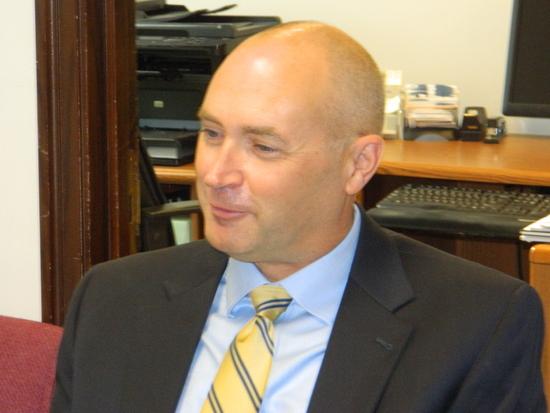 Fred Hampel, Academic Dean at LCC