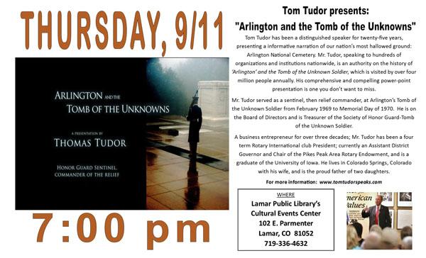 Tom Tudor Flyer