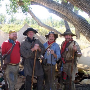 Bent's Fort to Host American Mountain Men