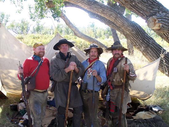 American Mountain Men