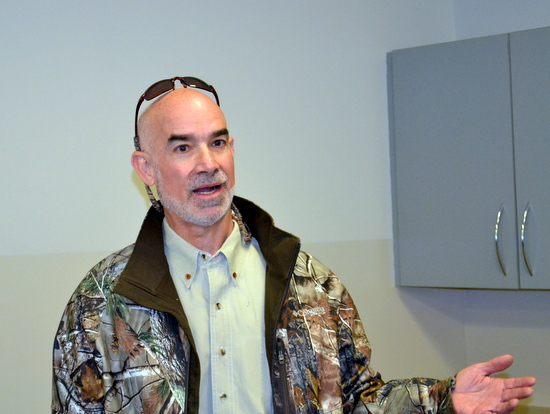 Gary Bergland of Honeywell Systems