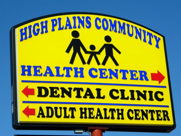 High Plains Sign