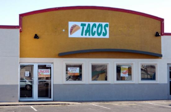 Tacos, Formerly Taco Johns