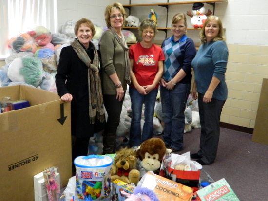 Zonta Toys for Tots