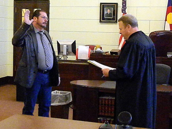 Ron Cook Becomes the Latest County Commissioner