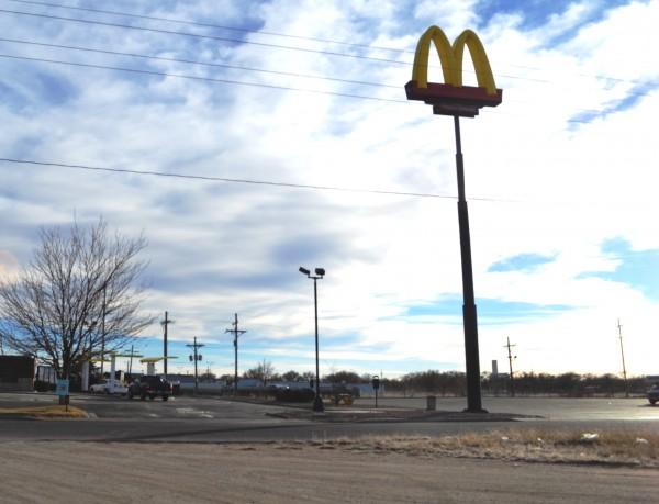 McDonalds in Lamar
