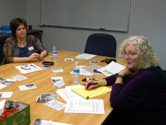 Deborah Oyler and Kathleen Holt Discuss Promotion Plans