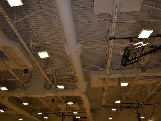 Wellness Center Ceiling