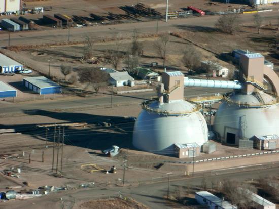 LPR Coal Domes