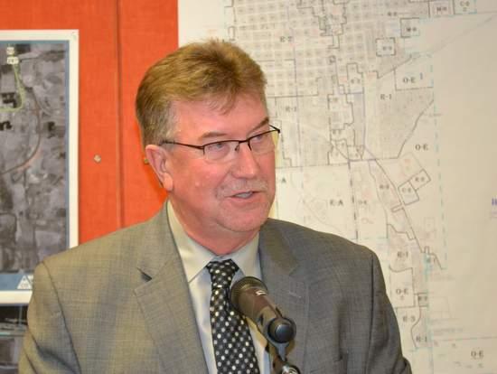 Bruce Seymore Addresses Lamar City Council