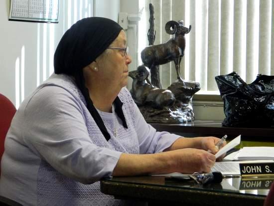 SDS Director, Kim Engsberg
