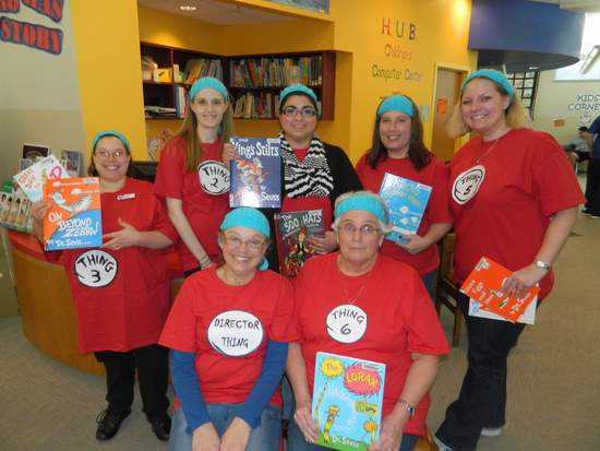 Library Dr Seuss Birthday (3)
