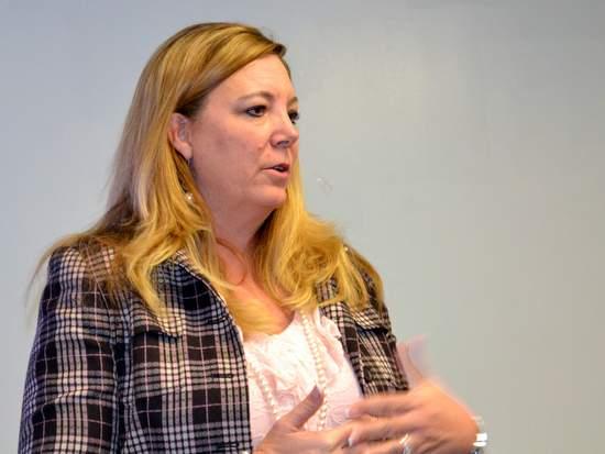 Kari Linker, Morgan County Economic Development Director