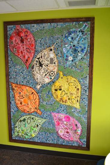 Children's Corner Mosaic