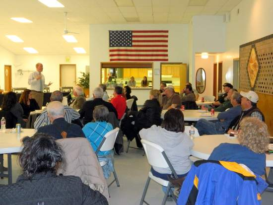 Holly - Granada Residents Attend REDI Grant Meeting