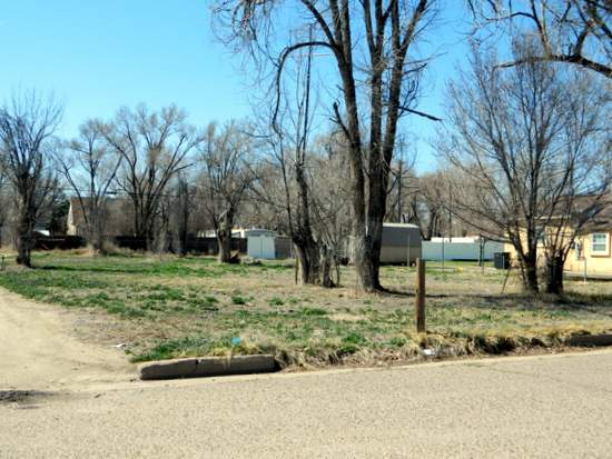 Now Vacant Lot at 305 North 8th Street in Lamar