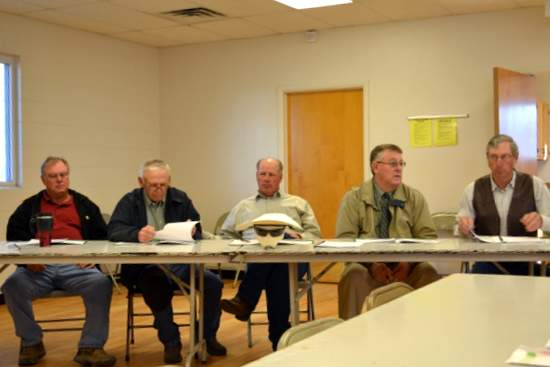 Prowers County Planning Commission
