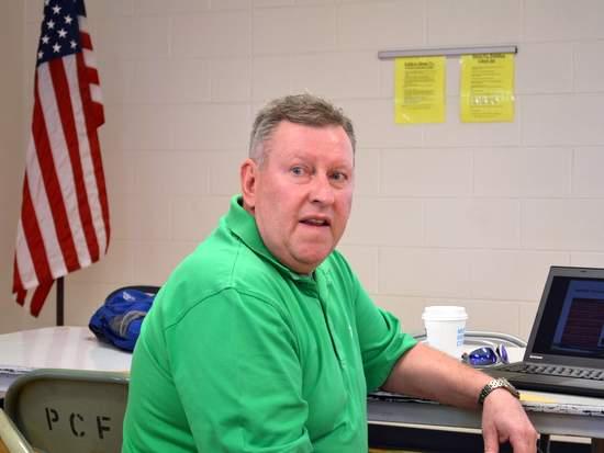 Mark Stacy, Iberdrola Representative