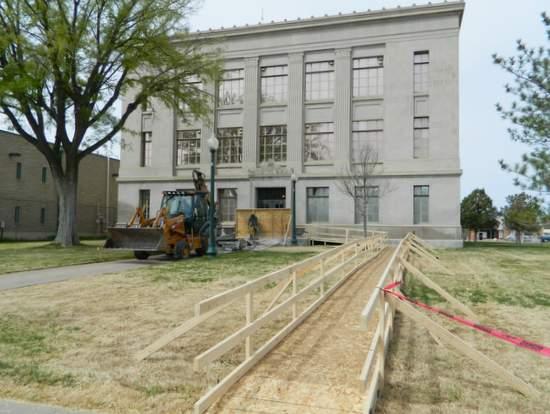 Court House Exterior Repairs (2)