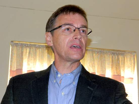 Mike Irvin, Kansas Farm Bureau Attorney
