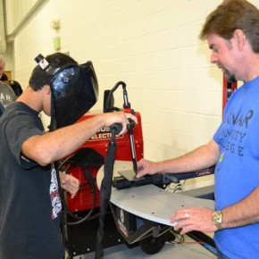 A Hands On Course on Welding Techniques