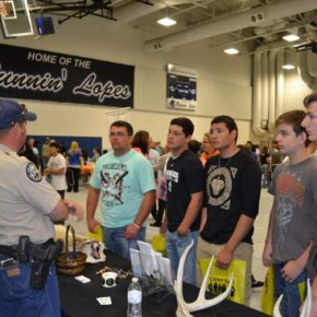 CPW Discusses Career Options