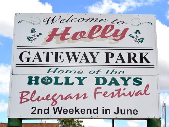 Blue Grass Festival is Approaching