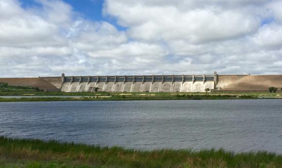 John Martin Dam 2015