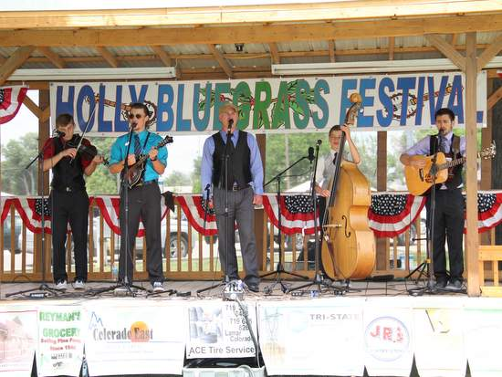 2015 Holly Bluegrass Festival (11)