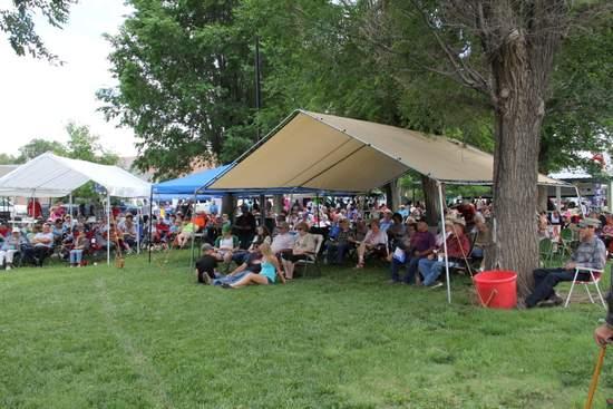 2015 Holly Bluegrass Festival (14)