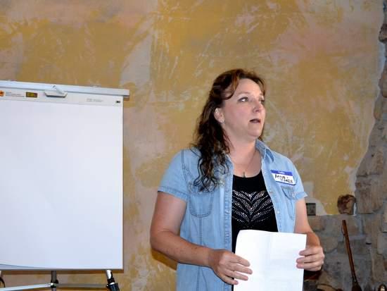 Anne Marie Crampton Makes Announcement Regarding GoCO Grant